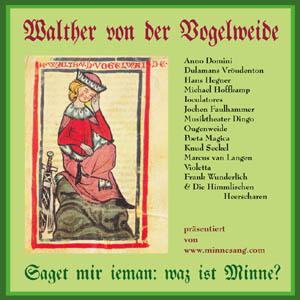 CD Walther von der Vogelweide