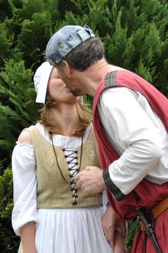 Barde Michael - der geraubte Kuss 1 :-)