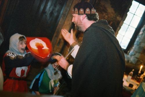 Barde Michael - Burg Gleiberg 2