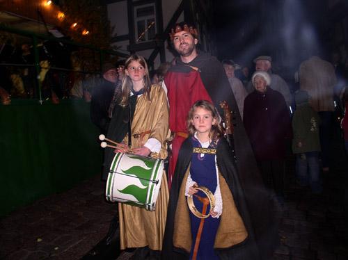 Barde Michael - Runkelrübenfest Schlitz 2
