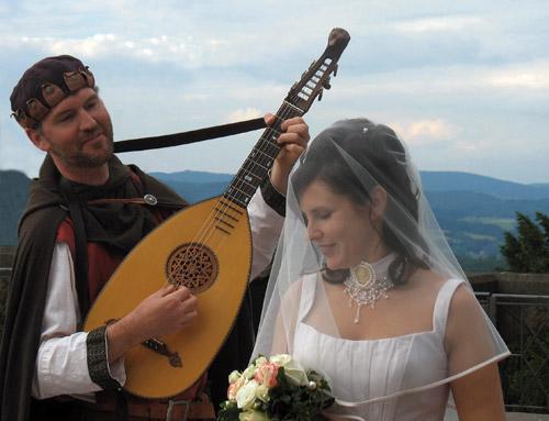 Barde Michael - Romantische Hochzeit